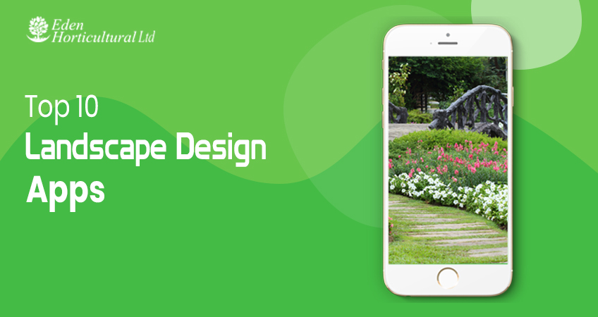 Top 10 Landscape Design Apps