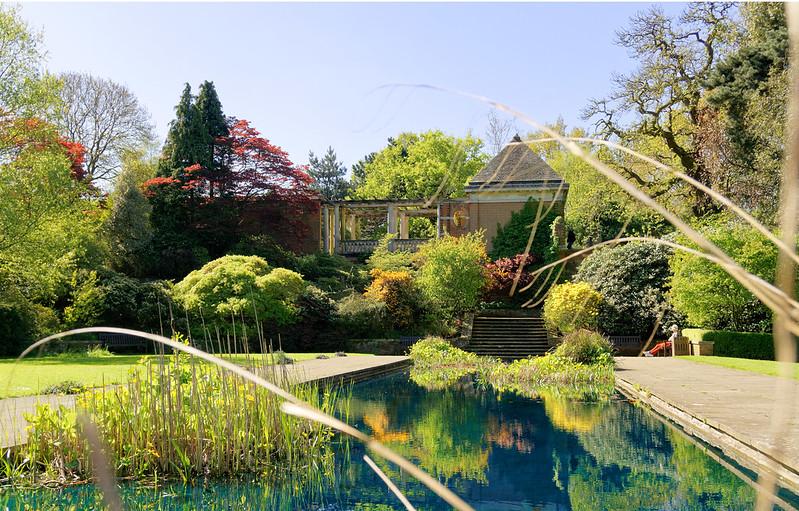 Hampstead Pergola And Hill Gardens