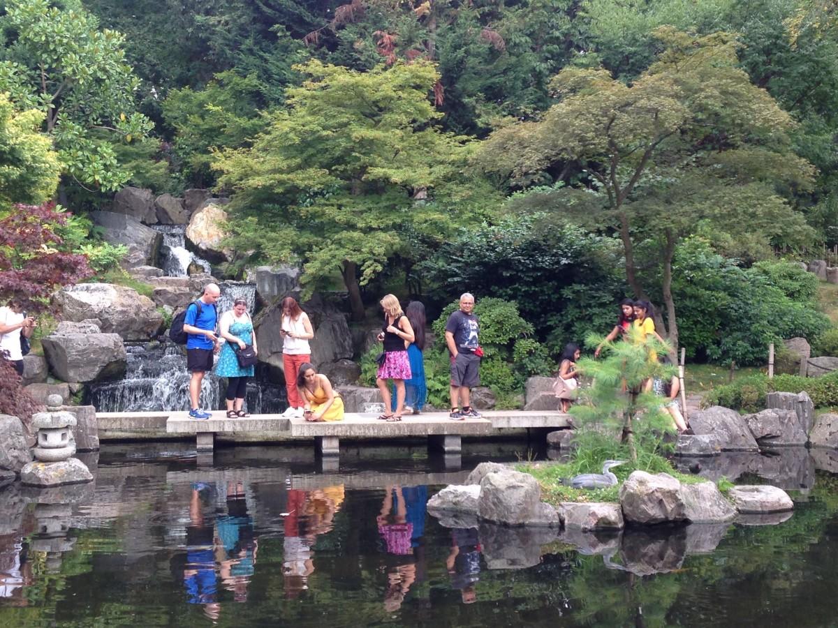 kyoto japanese garden holland park